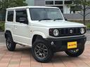 スズキ/ジムニー XC/レーダーブレーキ/4WD/LEDヘッドライト