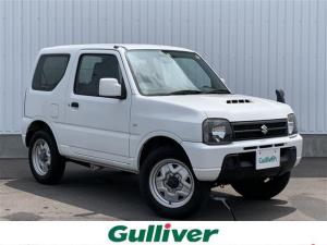 スズキ ジムニー XG/ターボ/4WD/キーレス/Wエアバック/背面タイヤ
