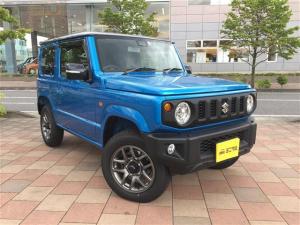 スズキ ジムニー XC/レーダーブレーキ/パート4WD/スマートキー