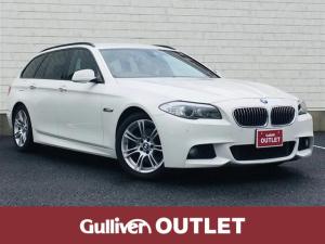 BMW 5シリーズ 5シリーズ ツーリング Mスポーツ 純正ナビ ETC HID