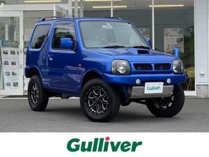 スズキ ジムニー XC 4WD ターボ ABS