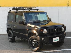 スズキ ジムニー XL ワンオーナー/Safety Support装着車/Terzoルーフキャリア/純正ドアバイザー/純正フロアマット/シートヒーター/ヒーテッドドアミラー/ビルトインETC/パートタイム4WD