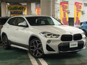 BMW X2 sDrive18i MスポーツX