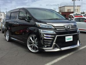 トヨタ ヴェルファイア  4WD 本革シート