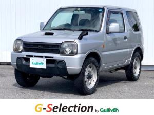 スズキ ジムニー XG 4WD ターボ 社外メモリーナビ Bluetooth フルセグ ヘッドライトレベライザー キーレス