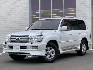 トヨタ ランドクルーザー100 VX-LTD