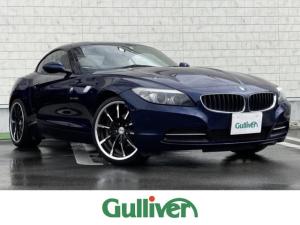BMW Z4 sDrive23i ハイラインパッケージ sDrive23i ハイライン カンザスレザーインテリア ベージュ本革シート