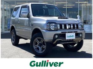 スズキ ジムニー ランドベンチャー 4WD/MT/レザーシート/ドライブレコーダー