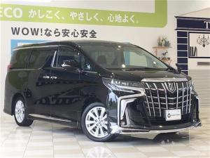 トヨタ アルファード S