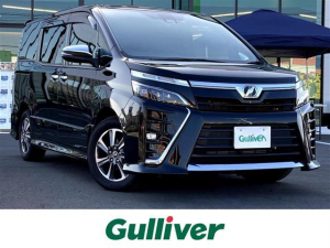 トヨタ ヴォクシー ZS 煌 Toyota Safety Sense C/プリクラッシュセーフティ/ナビ/フルセグ/DVD/BT/バックカメラ/フリップダウンモニター/両側パワースライドドア/クルーズコントロール/ビルトインETC