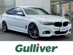 BMW 3シリーズ 320iグランツーリスモ Mスポーツ 純正19インチアルミホイール/純正HDDナビ/バックカメラ/クルーズコントロール/パドルシフト/レーンアシスト/インテリジェントセーフティ/パワーバックドア/アイドリングストップ/コーナーセンサー