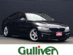 BMW 4シリーズ 420iグランクーペ Mスポーツ 4シリーズ グランクーペ Mスポーツ インテリジェントセーフティ アダクティブクルーズ レーンディパーチャー 純正LEDライト LEDフォグ オートライト 純正メーカーナビ ヴァックカメラ 純正アルミ