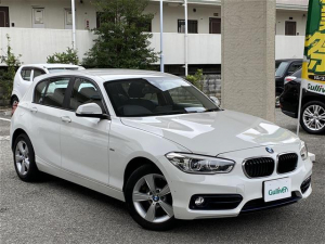 BMW 1シリーズ  インテリジェントセーフティ 純正ナビ Bカメラ ETC