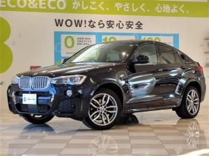 BMW X4 xDrive 35i Mスポーツ