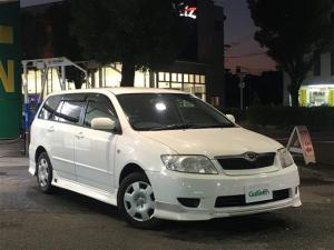 トヨタ カローラフィールダー X HID リミテッド