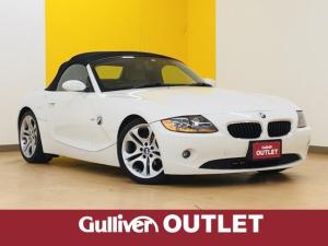 BMW Z4 2.2i 電動オープン/革シート/シートヒーター/ETC/純正CD