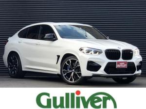 BMW X4 M コンペティション パノラミックガラスルーフ レッドレザー ハーマンカードン ヘッドアップディスプレイ シートヒーター エアシート レーダークルーズ カーボントリム ドラレコ 純正HDDナビ フルセグ パワーシート