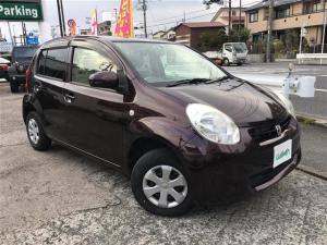 トヨタ パッソ X ユルリ