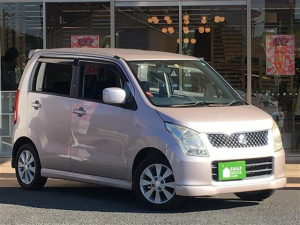 スズキ ワゴンR FT-LTD