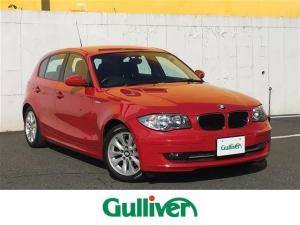 BMW 1シリーズ 116i ユーザー買取車  スマートキー 保証書