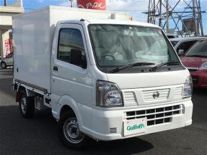日産 NT100クリッパートラック DX 冷凍冷蔵車 5MT -25℃冷凍冷蔵 日章冷凍製