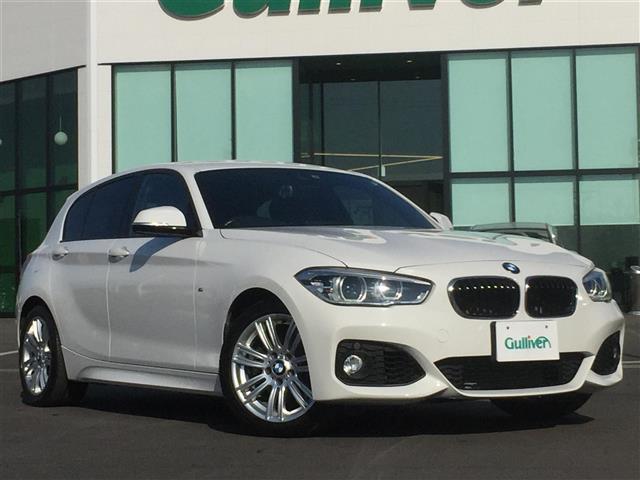 '16年式 BMW 118i  MスポーツPKG '16年 BMW 118i Mスポーツ 楽しい車 BMW 駆け抜ける喜び