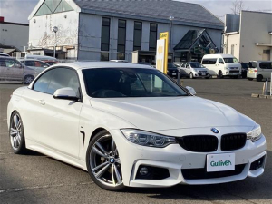 BMW 4シリーズ 4シリーズ カブリオレ Mスポーツ