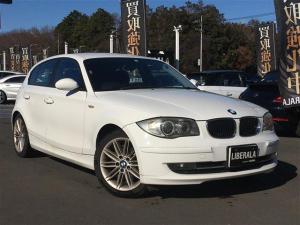 BMW 1シリーズ 116i 1シリーズ 純正AW キーレス 純正CD ETC