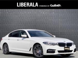 BMW 5シリーズ 523d Mスポーツ ハイラインパッケージ(レザーシート 全席シートヒーター)フルセグ インテリジェントセーフティ ACC 純正ナビ 全方位カメラ コンフォートアクセス 電動トランク