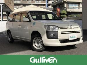 トヨタ プロボックスバン GL ワンセグTV CD/AM/FM キーレスキー ETC 4WD バックカメラ 電動格納ミラー 横滑り防止装置 純正ドアバイザー スタッドレスタイヤ積み込み山4ミリ
