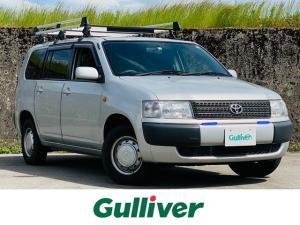 トヨタ プロボックスバン GL 4WD 社外メモリナビ ワンセグテレビ バックカメラ ルーフキャリア