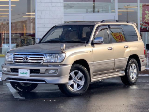 トヨタ ランドクルーザー100 VX-LTD Gセレクション