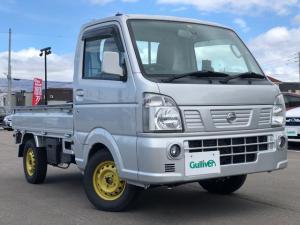 日産 NT100クリッパートラック GX ワンオーナー/5MT/純正オーディオ/ポータブルナビ/ワンセグTV/ドラレコ/キーレス