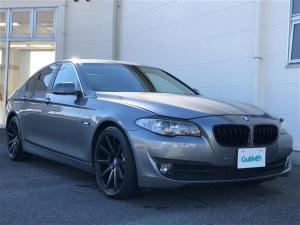 BMW 5シリーズ 523dブルーパフォーマンスハイラインパッケージ 5シリーズ ブルーパフォーマンス ハイライン 純正ナビ フルセグ バックカメラ  黒革シート パワーシート シートヒーター クルーズコントロール ETC