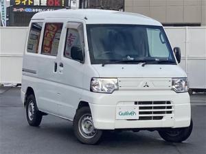 三菱 ミニキャブバン CD バン660CD ハイルーフ 4WD MT