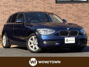 BMW 1シリーズ 116i HDDナビ衝突被害軽減システムレーンアシストターボクルコンスマートキープッシュスタートキセノンライトオートライト横滑り防止16インチアルミホイールアイドリングストップ