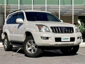 トヨタ ランドクルーザープラド TX-LTD