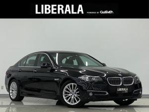 BMW 5シリーズ 523iラグジュアリー インテリジェントS コンフォートA 黒革 純正HDDナビ DVD再生 フルセグTV Bカメラ ミラー一体型ETC コーナーセンサー Pシート シートヒーター メモリーシート LEDライト Aライト