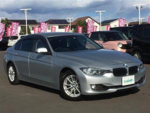 BMW 3シリーズ 320i ワンオーナー 純正メーカーHDDナビ バックカメラ 前席パワーシート アイドリングストップ クリアランスソナー HIDヘッドライト LIMスイッチ ビルドインETC MTモード付きAT