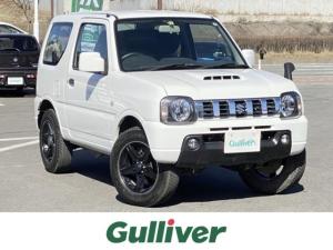 スズキ ジムニー XG 4WD 5MT 社外16インチアルミ 夏タイヤ積込