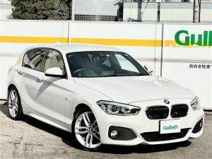BMW 1シリーズ 118d Mスポーツ 正規ディーラー車/禁煙/純正HDDナビ/CD/DVD/BT/AUX/MSV/純正18AW/バックカメラ/衝突軽減B/レーンキープ/クルコン/コーナーセンサー/LEDオートライト/ミラー一体型ETC