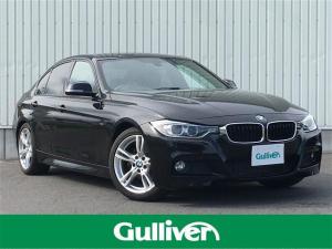 BMW 3シリーズ 320d Mスポーツ 純正ナビ/ETC/キセノンライト/純正アルミ18インチ/パドルシフト/パワーシート/アイドリングストップ
