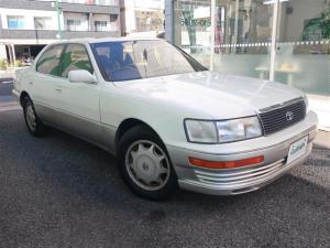 トヨタ セルシオ C仕様 ワンオーナー 保証3ヶ月付き