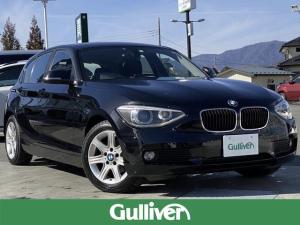 BMW 1シリーズ 116i ・純正HDDナビ・HIDヘッドライト・フォグライト/リアフォグ・純正16AW・Aストップ・横滑り防止装置・ECOモード・sportモード