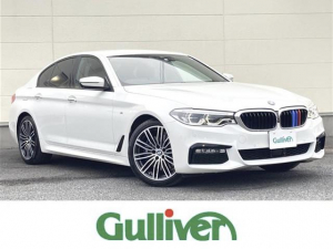 BMW 5シリーズ  530i Mスポーツ レザーシート タッチスクリーン付コントロールディスプレイ インテリジェントセーフティ アクティブクルーズコントロール レーンコントロールアシスト ハイビームアシスタント