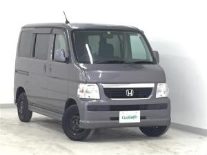 ホンダ バモス M 4WD/純正CD・MDオーディオ/ライトレベライザー/D席オートパワーウィンドウ/純正フロアマット