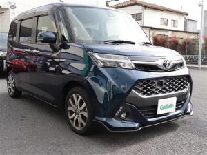 トヨタ タンク カスタムG-T 純正9インチナビ フルセグ Bluetoothオーディオ バックカメラ 衝突安全