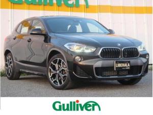BMW X2 xDrive 20i MスポーツX Mスポーツ 4WD HDDナビ Bluetooth バックカメラ ETC シートヒーター 純正19インチアルミホイール LED クルーズコントロール コーナーセンサー LKA DAC スマートキー