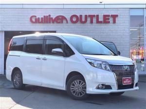 トヨタ エスクァイア Xi 福祉車両/車椅子スロープ付き/寒冷地仕様車/ナビ/Bluetooth対応/バックカメラ/ワンセグTV/純正エンジンスターター/両側パワースライドドア