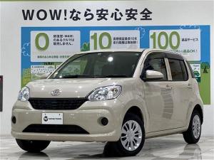 トヨタ パッソ X LパッケージS 4WD/スマートアシストlll/衝突軽減ブレーキ